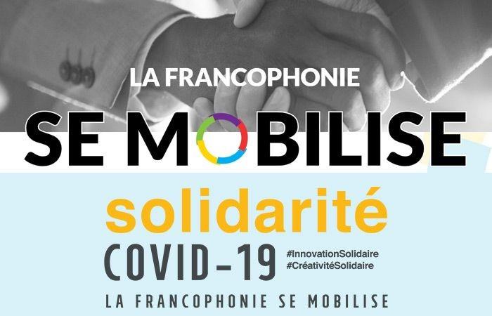 Solidarité Covid-19 Francophonie