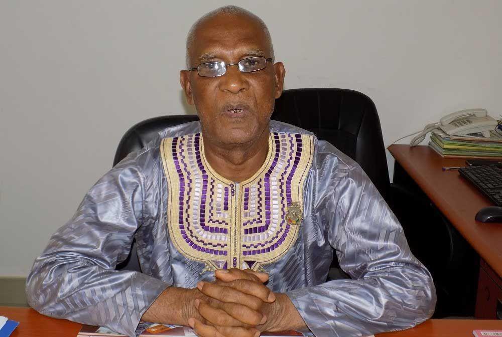 Nomination de M. Baba Gallé BARRY