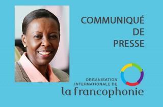 Communiqué de presse - La Secrétaire générale condamne le coup d'Etat militaire en Guinée et s'inquiète de la récurrence des crises dans l'espace francophone