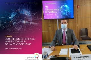 7èmes Journées des réseaux institutionnels de la Francophonie