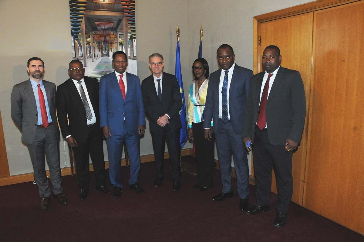 Signature d'un accord de coopération entre le CESE de France et le CESE du Gabon